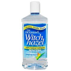 Protective Styling: Cleaning Your Scalp With Witch Hazel http://www.blackhairinformation.com/growth/shampooing/protective-styling-cleaning-your-scalp-with-witch-hazel/