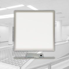The INITIAL-LED Panel Light 2X2 is a truly innovative product and its popularity is taking North America's offices by storm. 