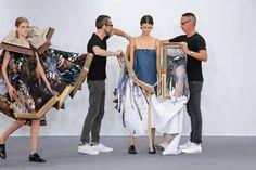 「ヴィクター&ロルフ(VIKTOR & ROLF)」は10月21日から2月までメルボルンのビクトリア国立美術館で「ヴィクター&ロルフ:ファッション アーティスト(Viktor & Rolf: Fashion Artists)...