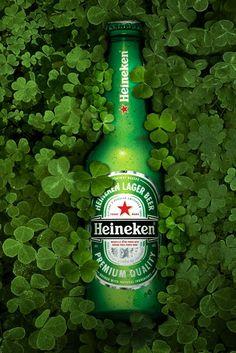 Celebrate St Patrick's Day with Heineken and Bird Liquor Store