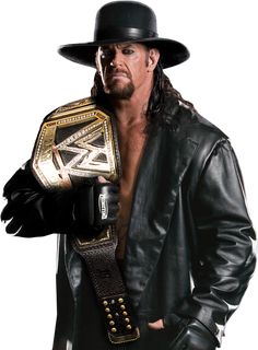 The Undertaker wwe Champ cut 00 by on DeviantArt Professional Wrestling Wrestling Superstars, Wrestling Wwe, Wwe Superstar Roman Reigns, Ranger, Undertaker Wwe, Wwe Pictures, Samurai, Shawn Michaels, Wwe World