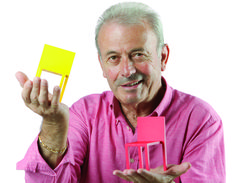 """Il design secondo Segis, Franco Dominici racconta l'azienda ad #Siena. Clicca su """"Visita"""" per leggere tutta l'intervista."""