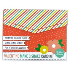 """EASY card-making!!  This kit is for valentines.  Order at www.heritagemakers.com/jenniferwise by clicking """"products"""" then """"Anthology by Lisa Bearnson"""""""