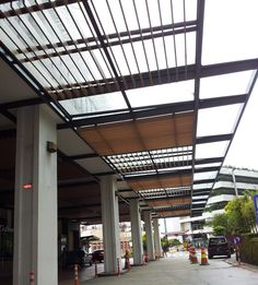 hotel entrance canopy - Google Search