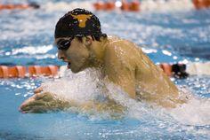Ricky Berens (USA, Men's Swimming, Beijing 2008,1 Gold; London 2012) #hornsinlondon
