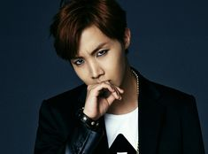 BTS - Photo concept 1 pour Dark Wild - J-Hope (1)