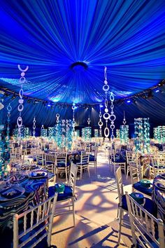 Spectacular decor for a mitzvah!