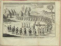 """D.S. XVIII – 94 – 0011_new - Jean-Baptiste Labat (1633 -1738),  O.P.  –""""Nouvelle relation de l'Afrique Occidentale…"""". A Paris : chez Pierre-François Giffart, 1728. BNP D.S. XVIII - 94"""