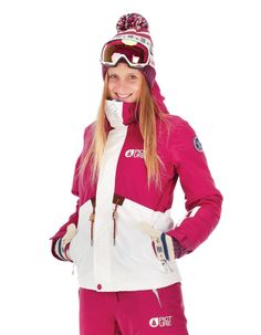 Picture Organic Clothing Winter 2015 , Women's Snowboard/Ski Jacket, Sydney Jacket, Prune | f riders inc