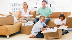 4 Steps That Make Household Moving Easy with Kids