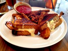 Taste this: BLT Triple Grilled Cheese at Alumni St. Louis