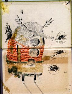 CHILDREN'S ILLUSTRATION: Olivia Bargman
