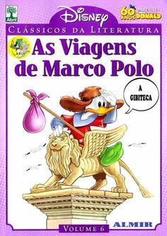 Clássicos da Literatura Disney 06 - As Viagens de Marco Polo