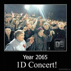 Hahaha!!! I was just thinking about this when I saw a advertisement for a old band and a return tour!!