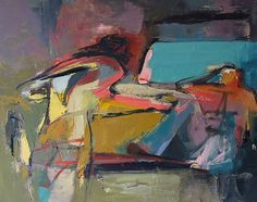 Help me to Understand by Ursula O`Farrell Oil ~ 24 x 30