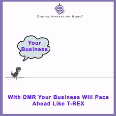 Jump start your business with DMR to up your social media game and dodge your competition like a pro! Top Digital Marketing Companies, Social Media Marketing, Social Media Games, T Rex, Dodge, Competition, Business, Store, Business Illustration