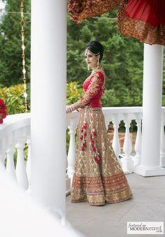 IT'S PG'LICIOUS #bridal lehenga