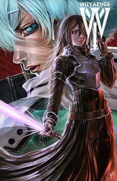 Sword Art Online (Sao) - Kirito