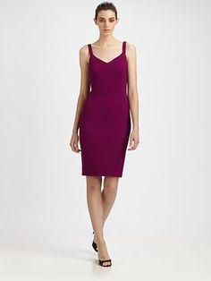 Dolce & Gabbana - Spaghetti Strap Dress - Saks.com