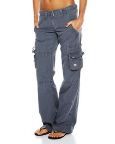 SURFSTITCH WOMENS PANTS - CARGO