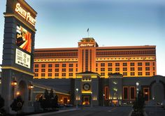The South Point Hotel Casino and Equestrian Center