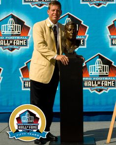 Nov. 21, 1966 - Class of 2006 enshrinee and former Dallas Cowboys QB Troy Aikman is born in West Covina, Cal. Click image for complete HOF bio and repin if you remember watching Troy play!