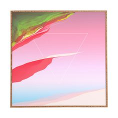 Adam Priester Mirage Framed Wall Art | DENY Designs Home Accessories