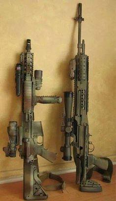 Multi-Cam Assult Rifles
