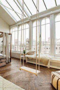 design attractor: Amazing Loft Showroom Project