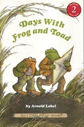Another classic from my childhood that my children also enjoy! Frog and Toad!