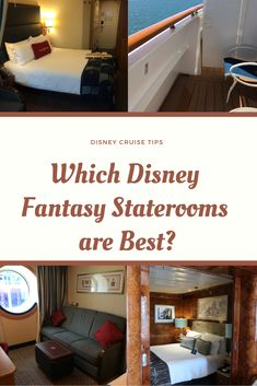 Which are the Best Disney Fantasy Staterooms? Here is the Ultimate Guide to the Disney Fantasy cruise staterooms. Disney Cruise Europe, Disney Wonder Cruise, Disney Fantasy Cruise, Disney Dream Cruise, Disney Cruise Tips, Cruise Travel, Cruise Vacation, Disney Vacations, Disney Travel