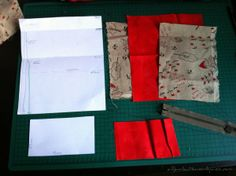tuto-tabaquera2 Sewing Tutorials, Sewing Projects, Diy Couture, Kydex, Patches, Pouch, Organization, Quilts, Blanket