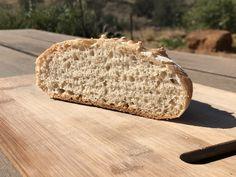How to make Sourdough Bread - Sandy La Pastelera Rye Sourdough Starter, Sourdough Bread, Brown Bread, White Bread, Pan Bread, Bread Baking, Sourdough Recipes, Bread Recipes, Dough Ingredients