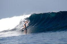 Surfing at Kuta Beach, Bali | SurfGirl Magazine