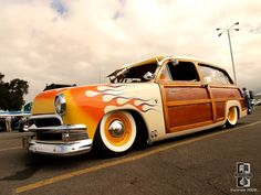 1951 Country Squire Woody