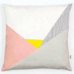 Memphis 1 Cushion Cover organic cotton twill