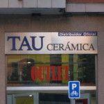 Comercio de Azulejos, TAU, Calle Industria, Barcelona
