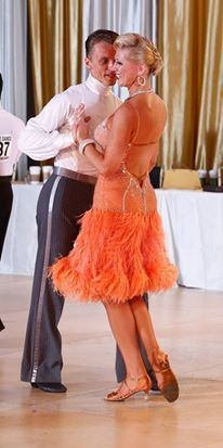 West Coast Swing with Mikolay Czarnecki and Charlene Proctor. Empire State Dance Championships 2013. Photo by Ryan Kenner.