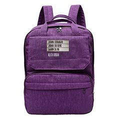 fc62e258a1 New Cationic Folding Double Shoulder Pack Student Shubaoniujinbu Folding  Backpack Business Gift Backpack original pric…