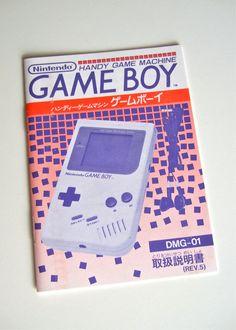 — Japanese Game Boy Images by Bryan Ochalla Game Boy, Japanese Games, Boy Images, Nintendo Consoles, Pixel Art, Retro, Creative, Gaming, Branding Ideas