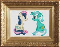 PDF Pattern  My Little Pony Friendship is by StitchadeeDesigns, $3.99