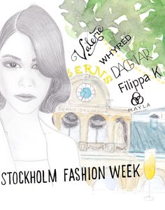 The Letter stylist #sfw2015 #fwstockholm