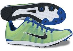 NIKE ZOOM VICTORY XC (ADULT UNISEX) – 10.5 (These are my XC spikes, but in a 12--same color).