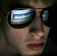 Be careful - What you share on facebook might be used by stalking softwares
