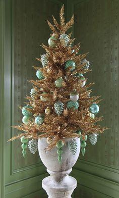 christmas tree   martha stewart