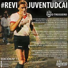#JuevesDeRevista! Les dejamos la edición número 11 de la #RevistaJuventudCAI. #EnzoTrossero