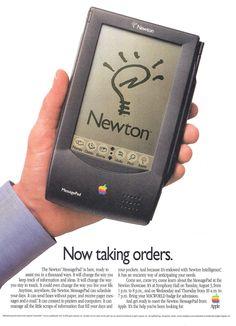 Newton MessagePad