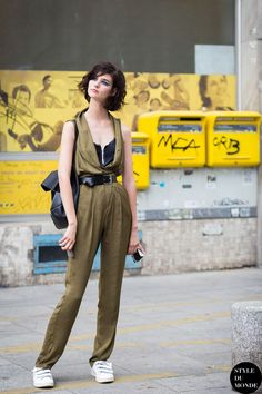 15x20:   more street style here ♡... A Fashion Tumblr full of Street Wear, Models, Trends & the lates