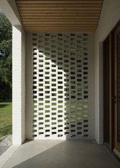 Modern cottages houses Minimalist decor (10)
