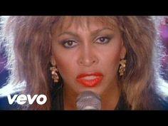 Tina Turner - I Don't Wanna Lose You - YouTube